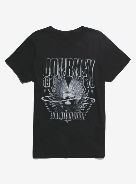 Journey Evolution Tour T-Shirt DS01