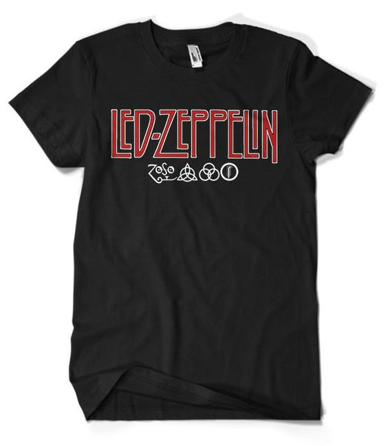 Led Zeppelin T-Shirt DS01