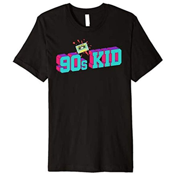 90s kid Shirt FD26