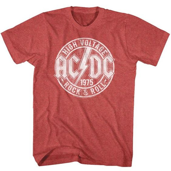 AC/DC Rock and Roll T-Shirt VL01