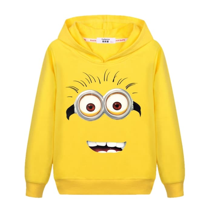 Anime Cartoon Figure Hoodie EL01