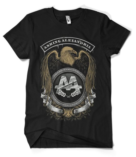 Asking Alexandria T-Shirt FR01
