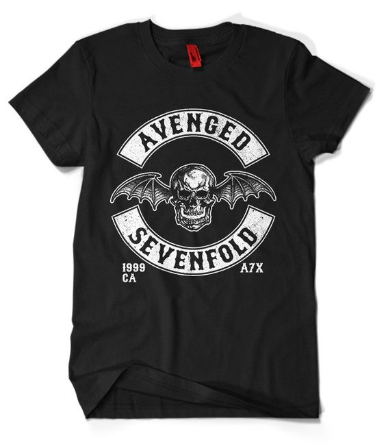 Avenged Sevenfold T-Shirt VL01