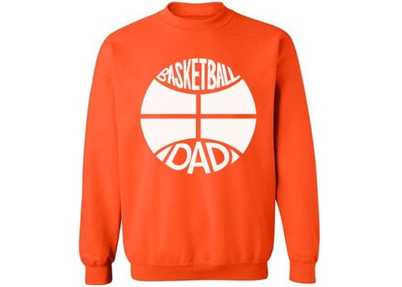 Basketball Dad Sweatshirt SR01