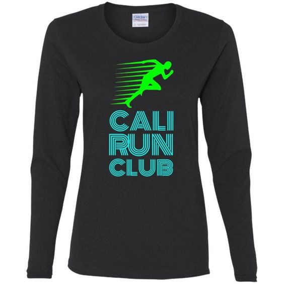 Cali Run Club Sweatshirt SR01