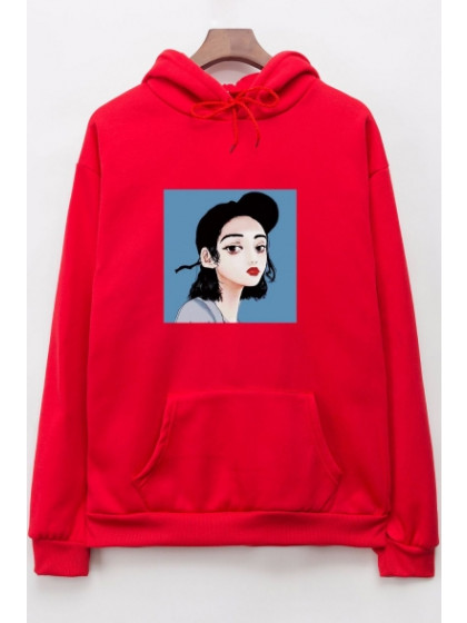 Cartoon figure Hoodie EL01