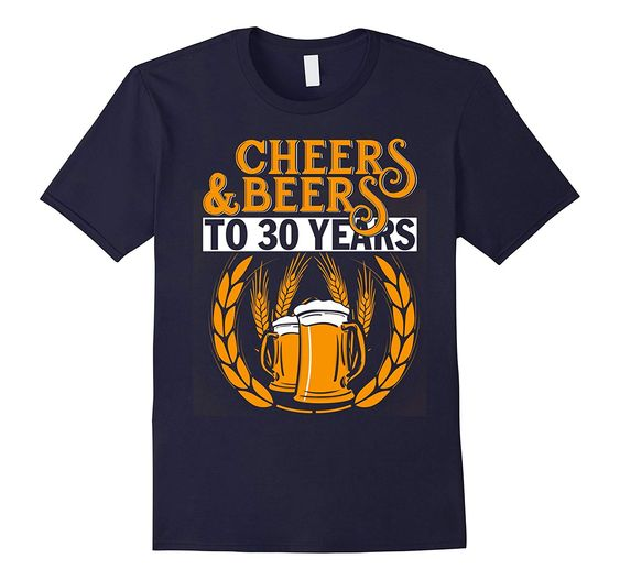 Cheers And Beers T-Shirt VL01