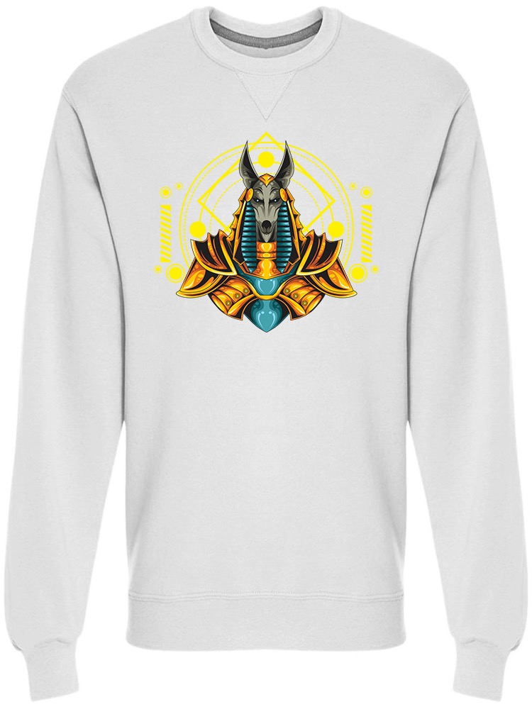 Egyptian Figure Sweatshirt EL01