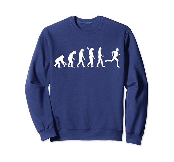 Evolution running Sweatshirt SR