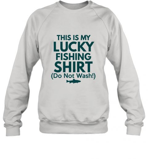 Fishing Sweatshirt DAN