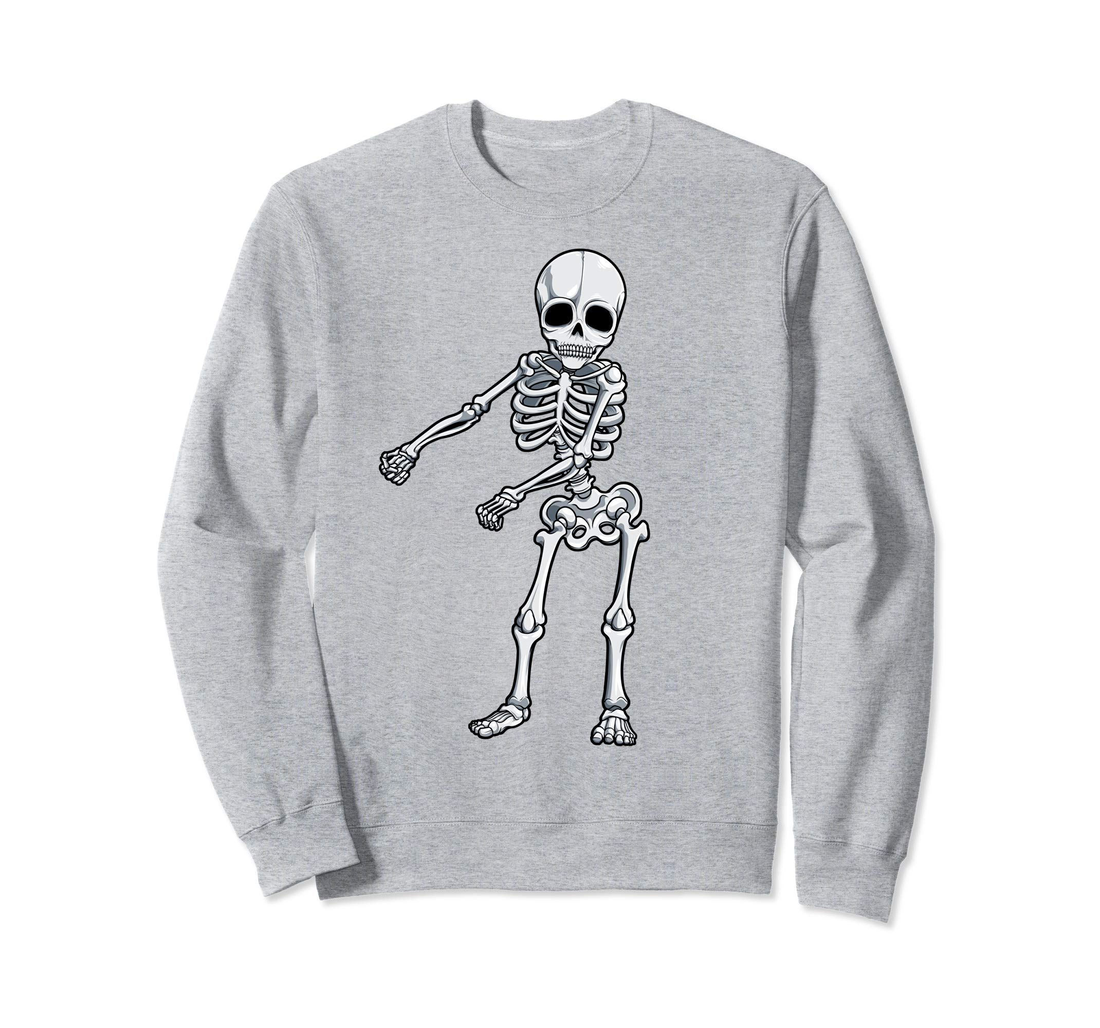 Floss Dance Skeleton Sweatshirt SR01