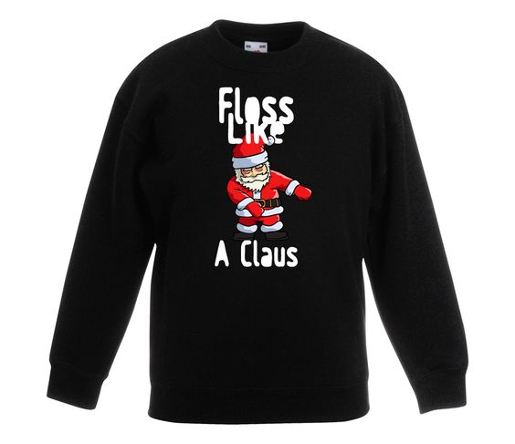 Floss Like A Claus Sweatshirt EL01