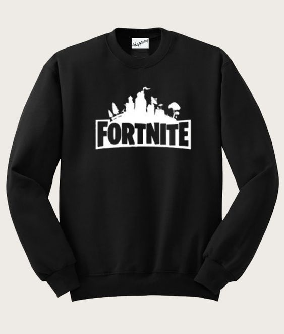 Fortnite Sweatshirt DAN