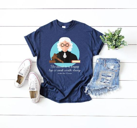 Sandra Day O'Connor T-shirt VL01