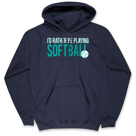 Softball Hooded EL01