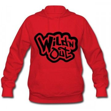 Spreadshirt Wild N Out Hoodie AV29