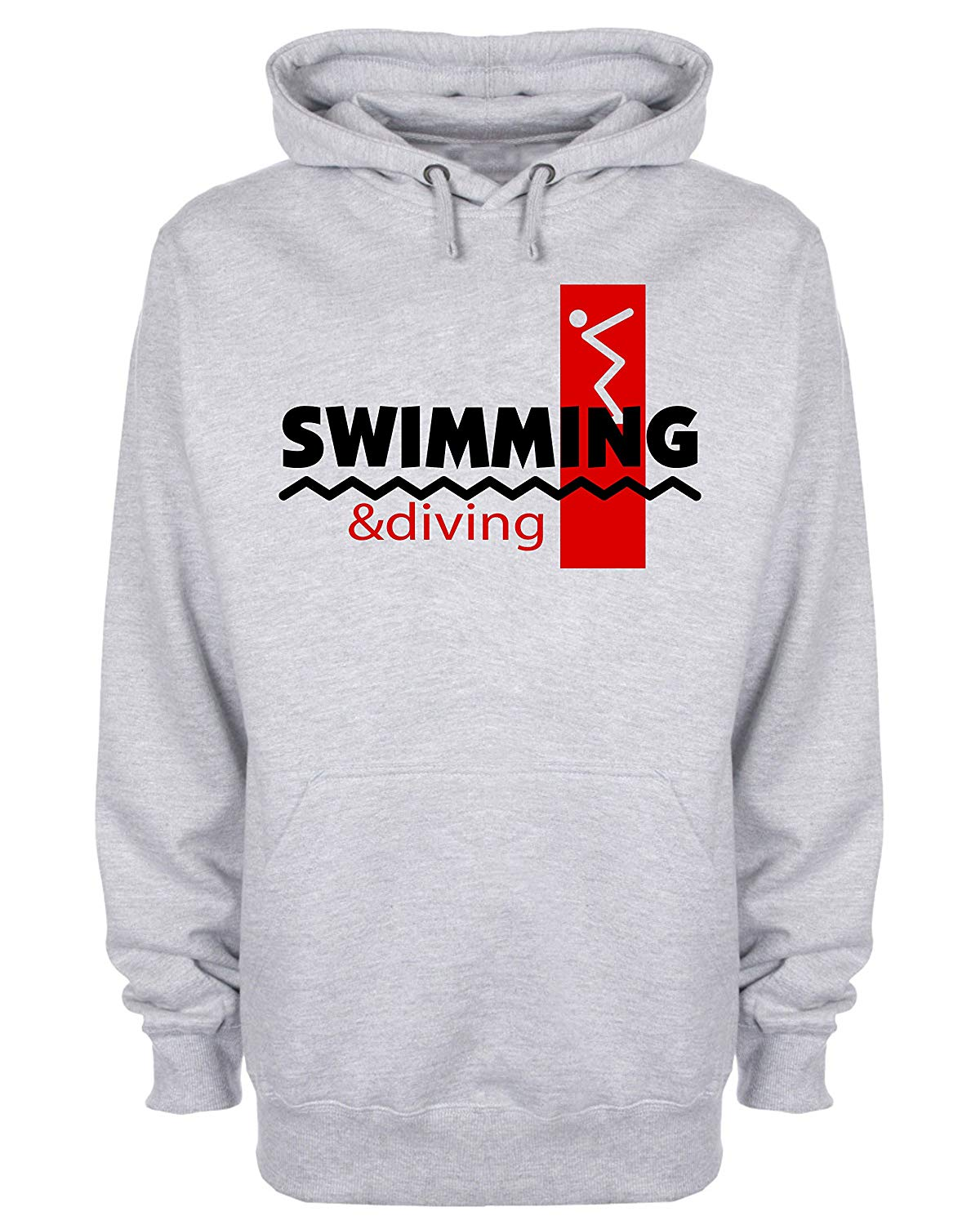 Swimming And Diving Sport Hoodie SR01