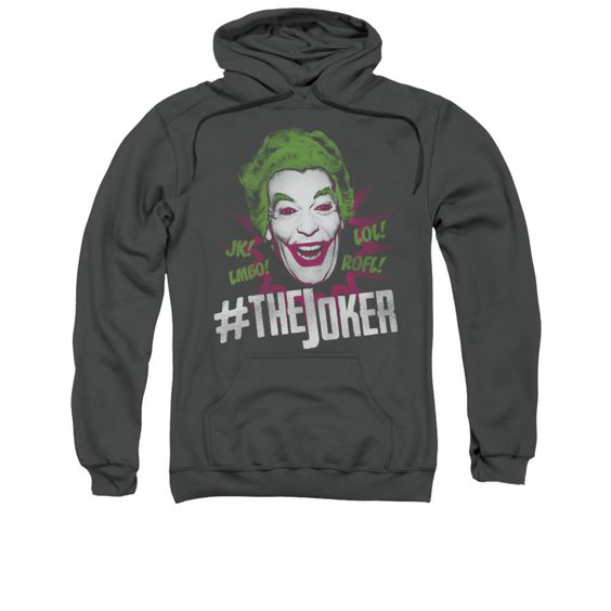 The Joker batman Hoodie SR01