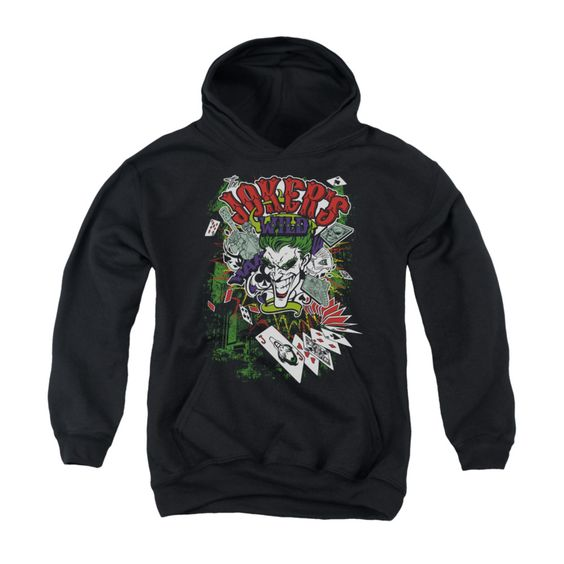 The joker youth Hoodie SR01
