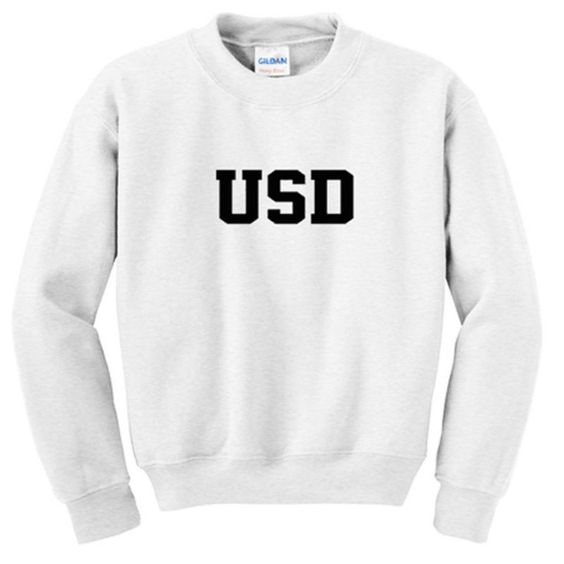 USD Sweatshirt DAN