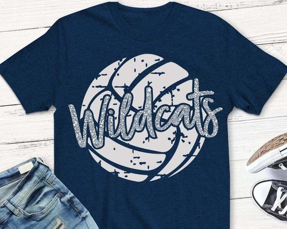 Wildcats Volleyball T-Shirt VL01