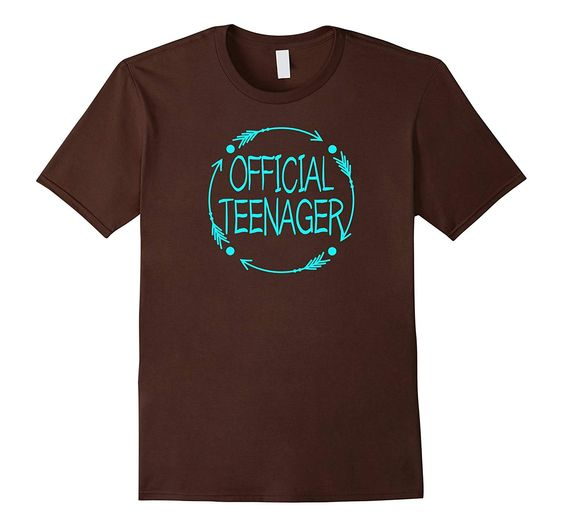 Womens Official Teenager Tshirt EL01