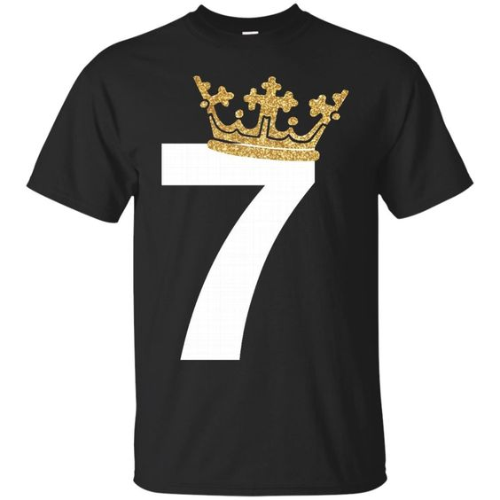 7th Birthday T-shirt FD2N