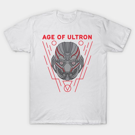 Age Of Ultron Tshirt N7EL