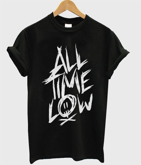 All Time Low Rock T-Shirt FD13N