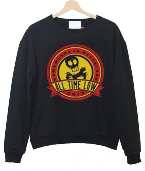 All Time Low Sweatshirt EL22N
