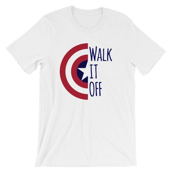 Avengers Walk It Off T-shirt FD6N