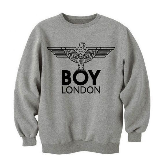 Boy London Eagle Sweatshirt EL22N