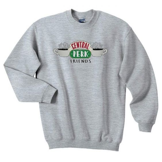 Central Perk Friends Sweatshirt NR22N