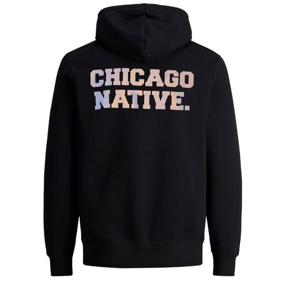 Chicago Native Back Hoodie VL29N
