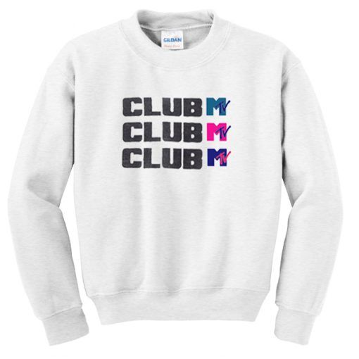 Club MTV Sweatshirt NR22N
