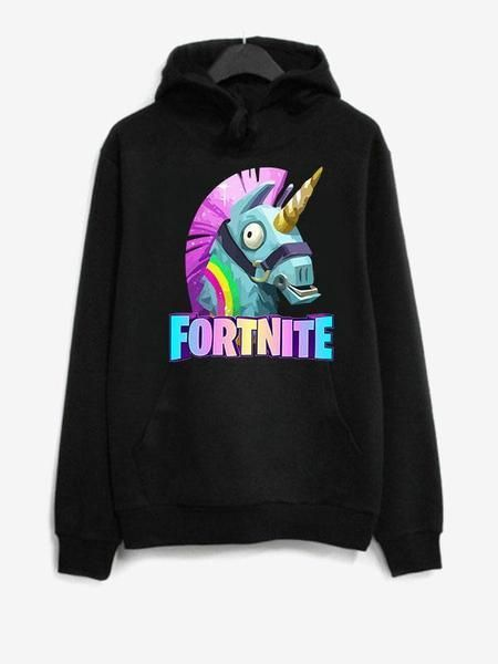 Fortnite Animal Print Hoodie VL29N