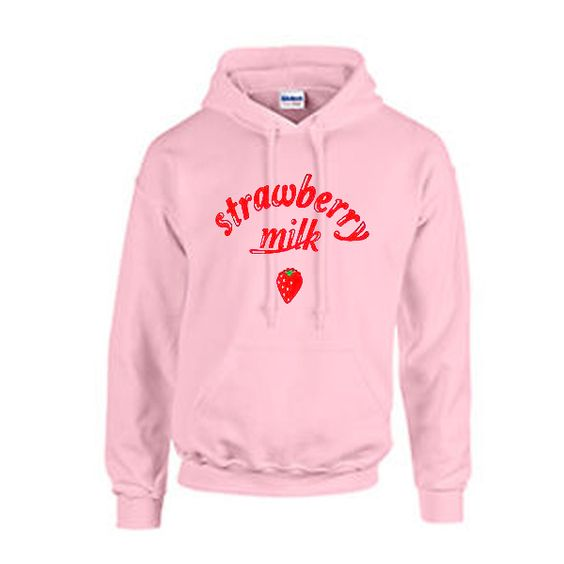 Strawberry Milk Hoodie VL22N