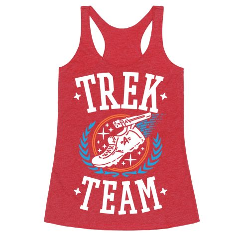 Trek Team Racerback Tank Top VL29N