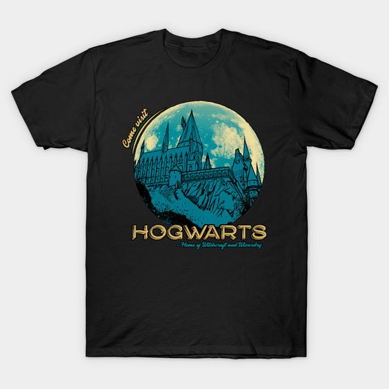 Wizarding Moon T-Shirt AZ27N