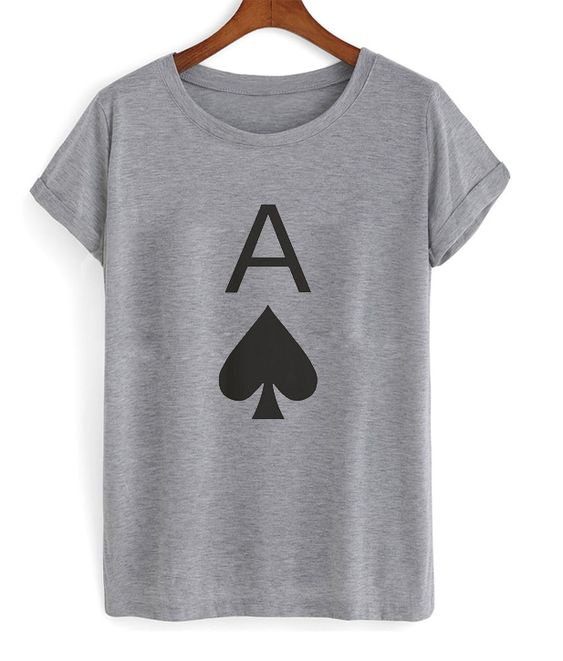 ace of spades t-shirt N20AY