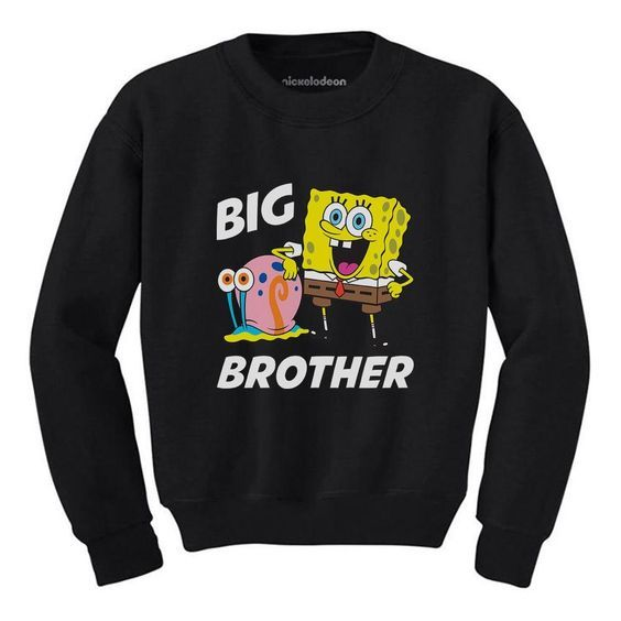 big brother sweatshirt N26EV