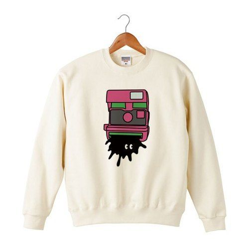 black monster sweatshirt N26EV