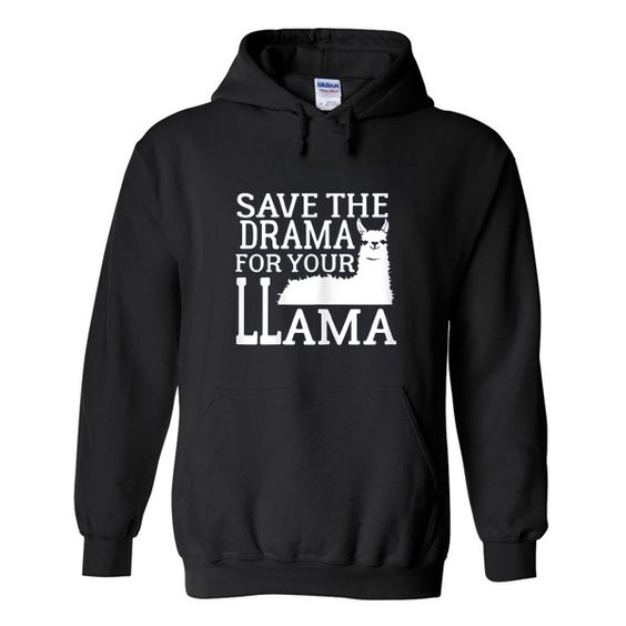 save the drama hoodie N21PT