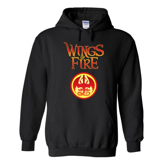 wings of fire hoodie N21PT