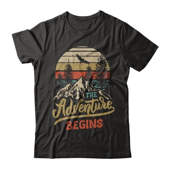 ADVENTURE Tshirt DN9D
