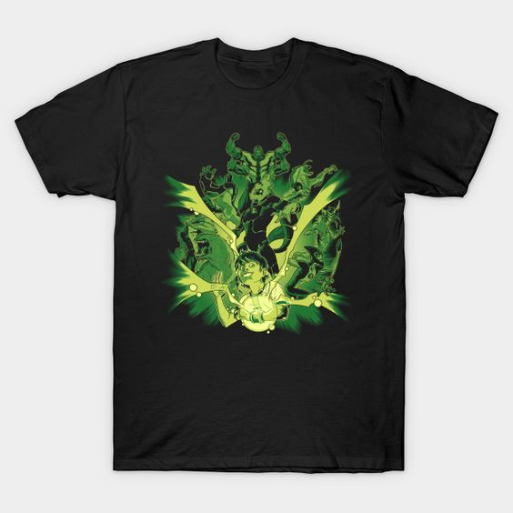 Alien Hero T-Shirt AZ24D