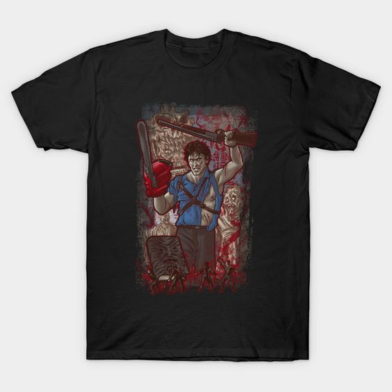 Army Darkness T-shirt ER27D