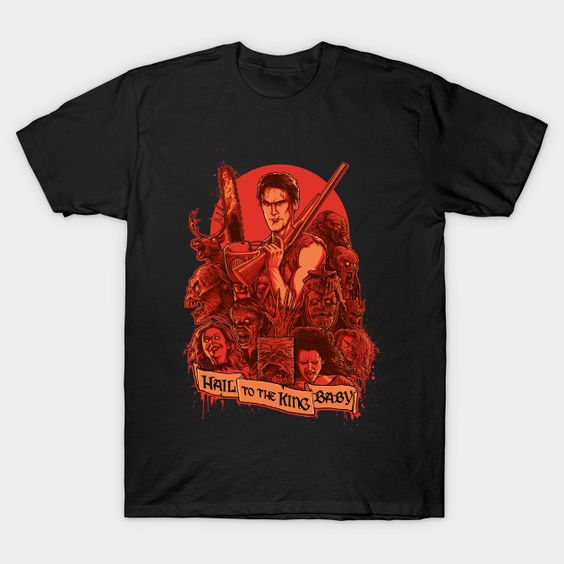 Ash Williams T-Shirt PT30D