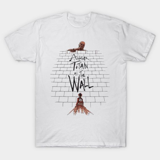 Attack on Titan t-shirt EV26D