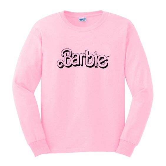 barbie sweatshirt 4DAI